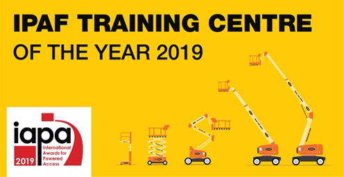 IPAF Training Centre of the Year